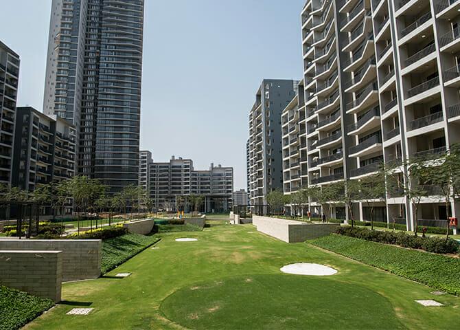 Ireo Skyon, Sector-60,Gurgaon