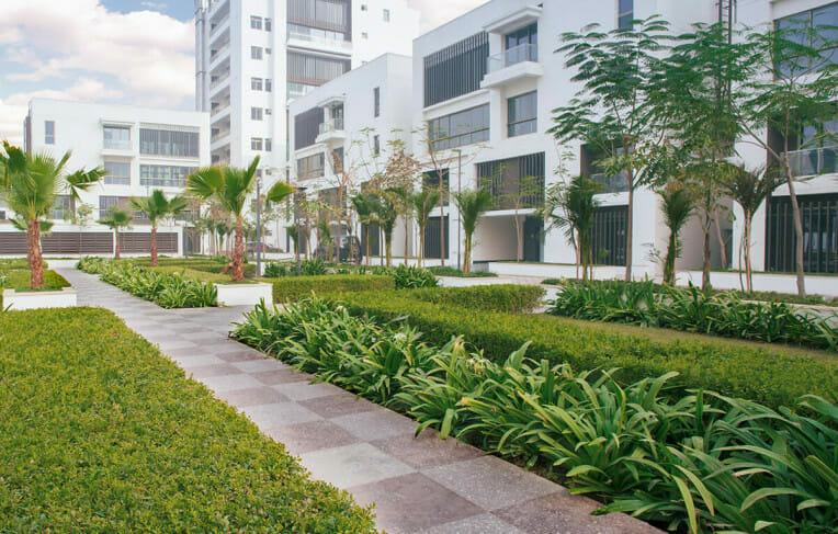 Duplex  Executive Floors @ Tata Primanti