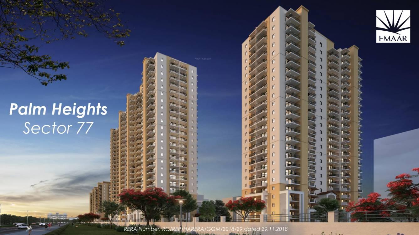 Emaar Palm Heights Sector 77 Gurgaon
