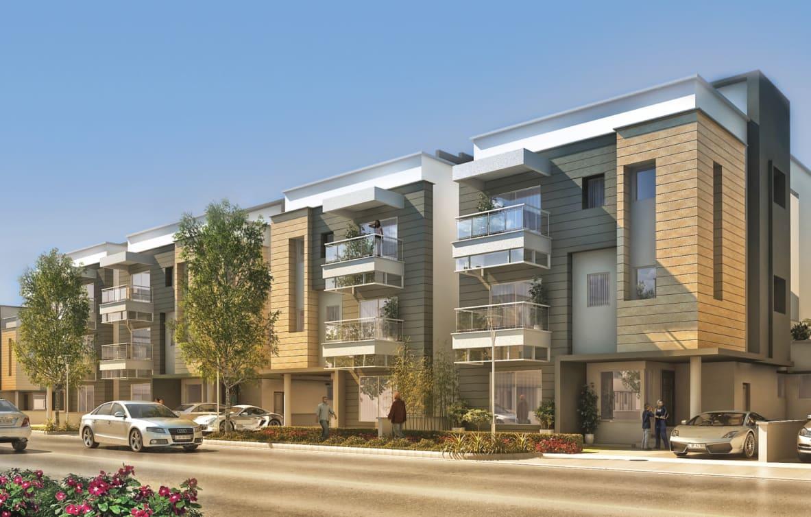 Sobha International City|| Duplex Villas