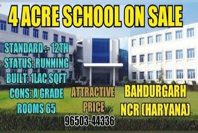RUNNING SCHOOL ON SALE