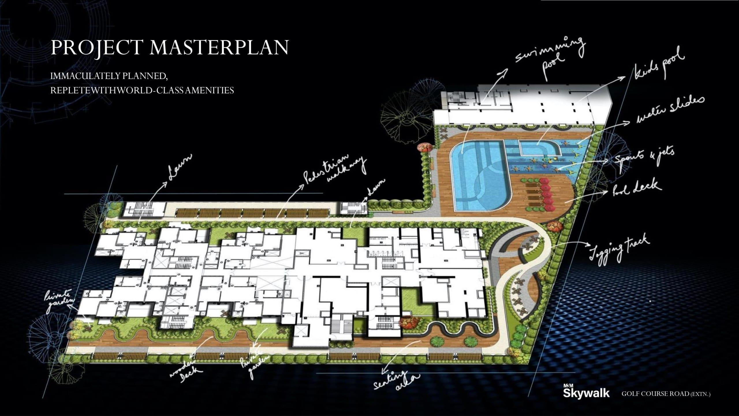 skywalk master plan