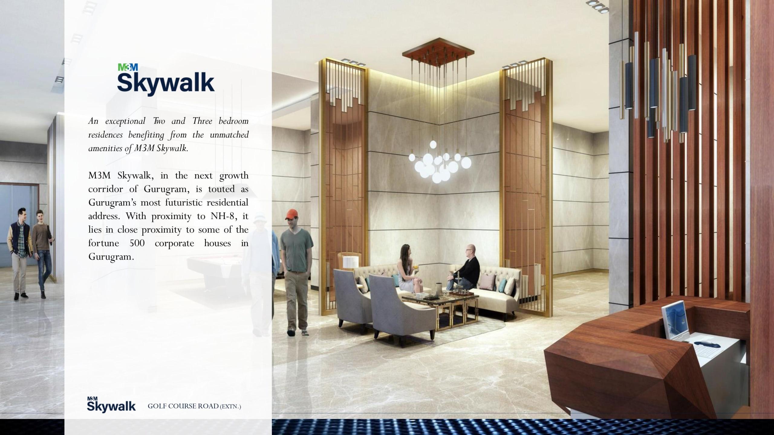 skywalk lobby