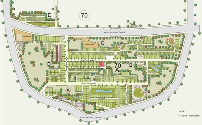 astair garden master plan