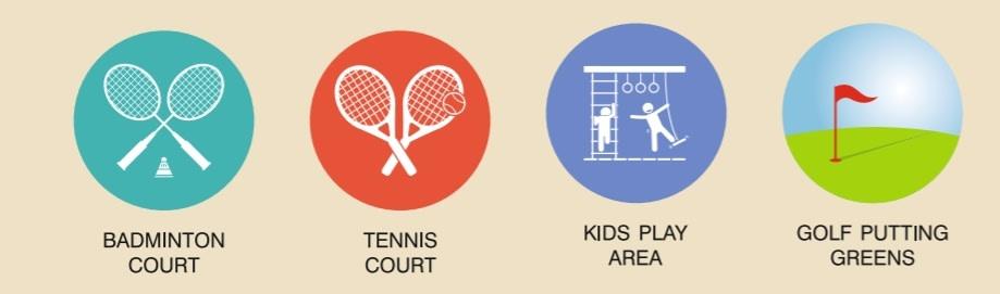 sports facilities club