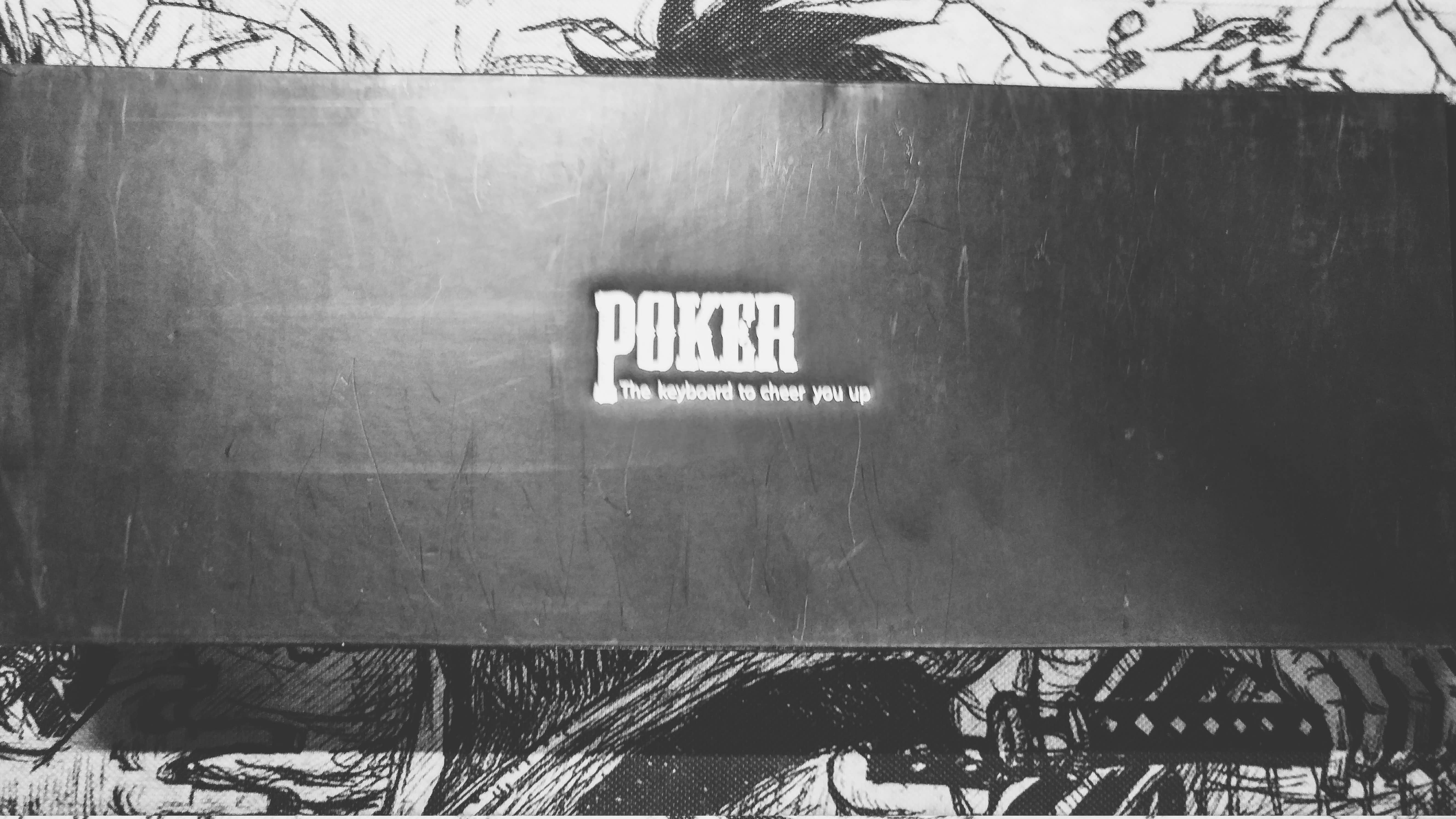 Poker 外包装