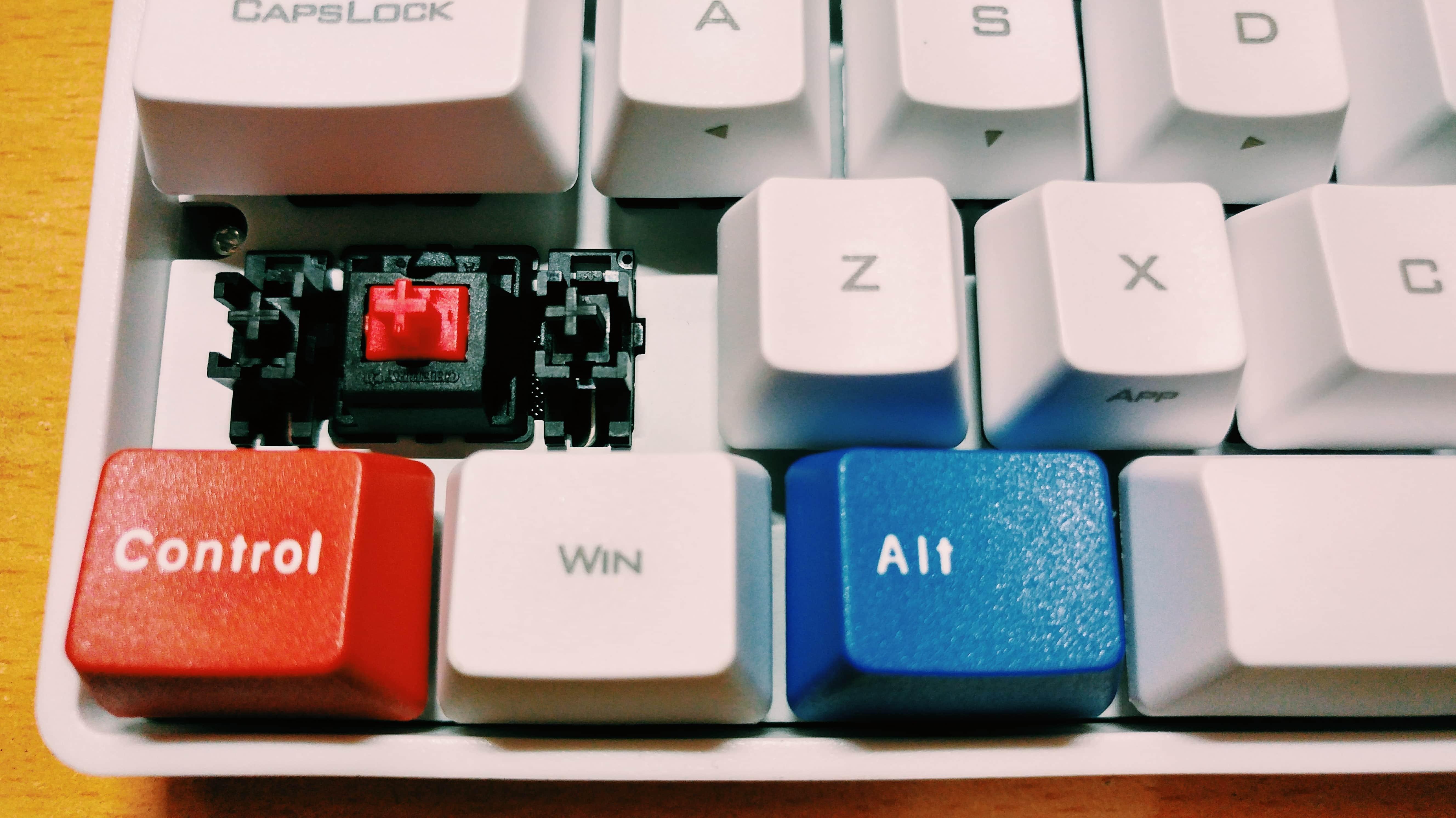 Cherry 红轴