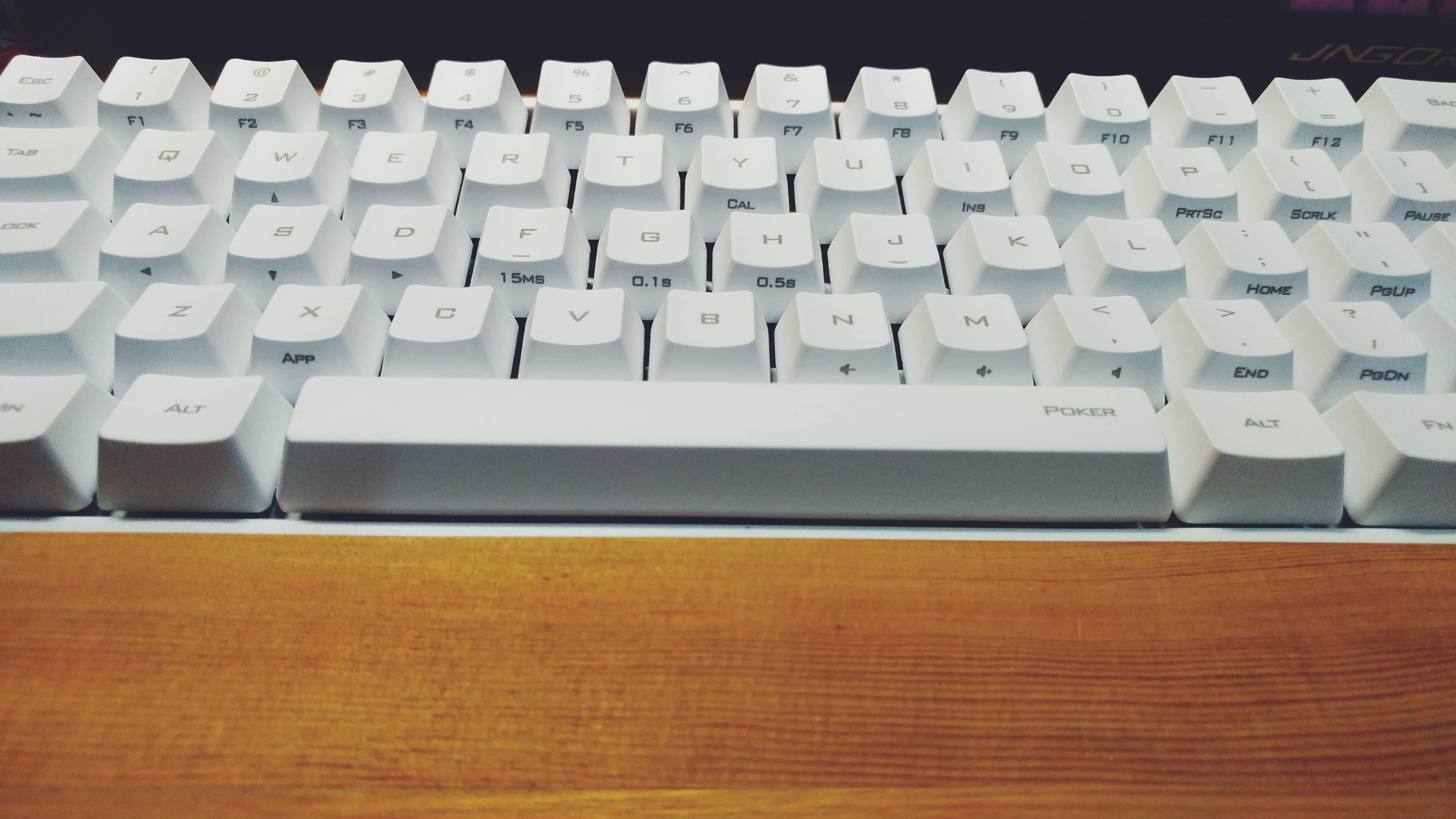 键盘 + 手托