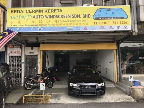 windscreen, Car Windscreen Specialist, Windscreen Specialist Wind Auto Windscreen Sdn. Bhd.
