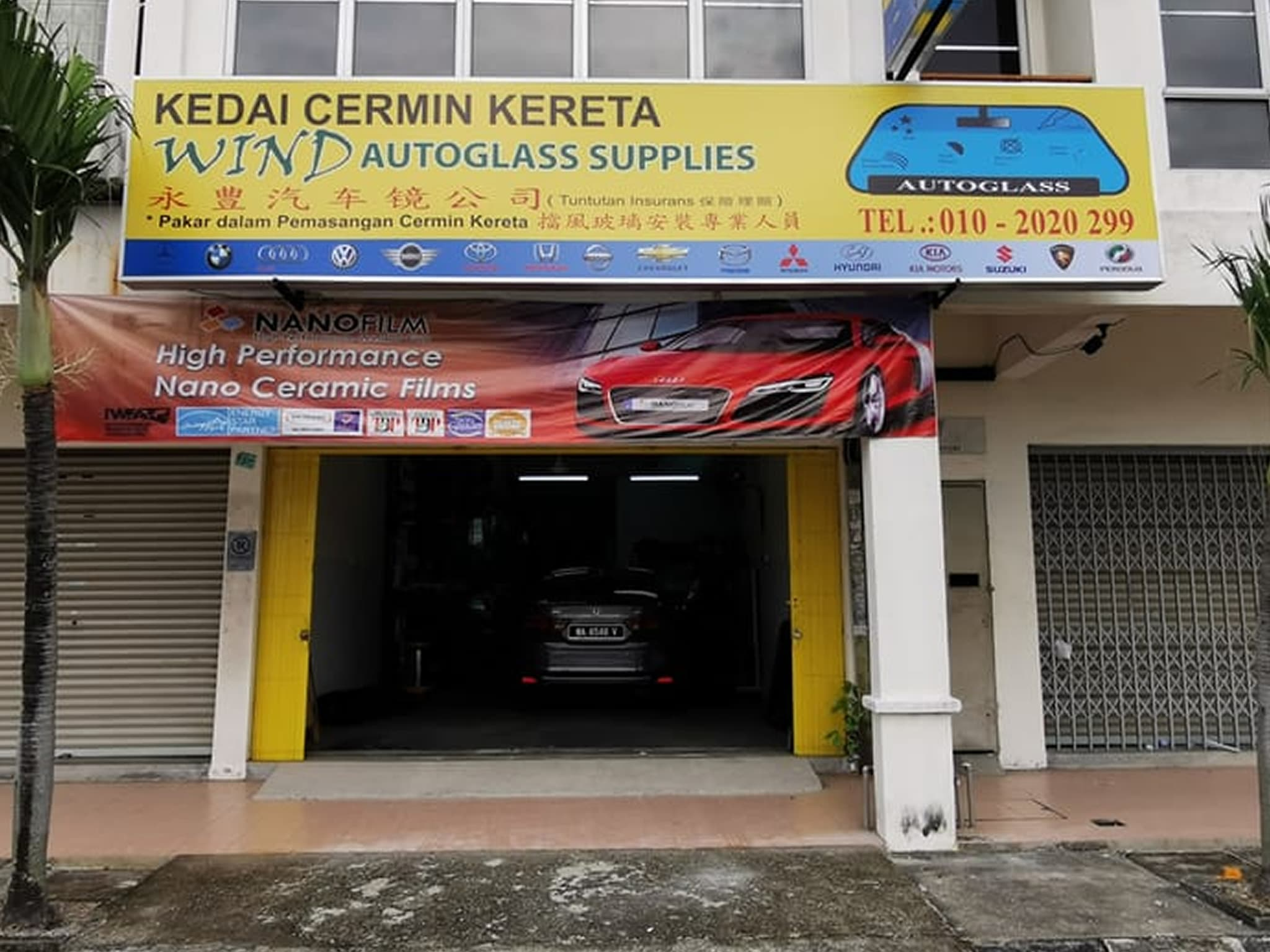Windscreen Specialist Port Klang