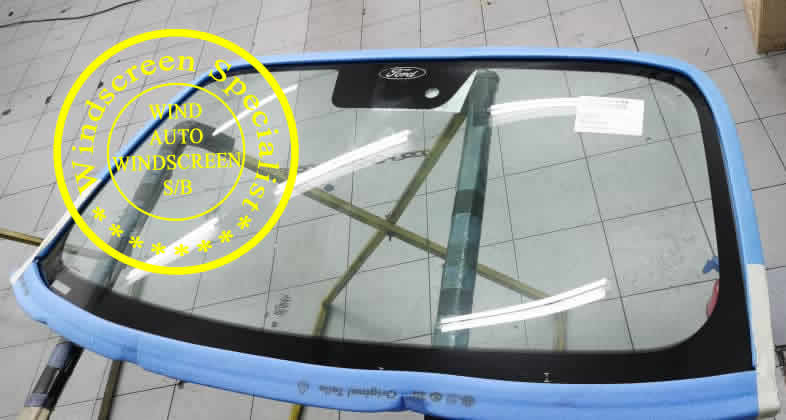 Windscreen Ford Mustang