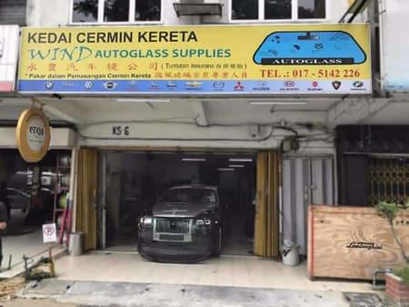 Windscreen Specialist Jalan Klang Lama