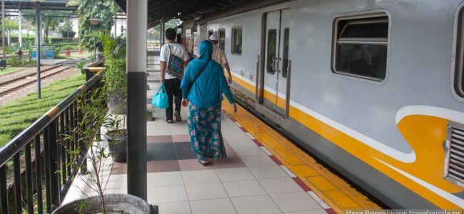 Поезд из Джакарты