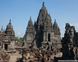 Прамбанан – древние храмы на краю Джокджи