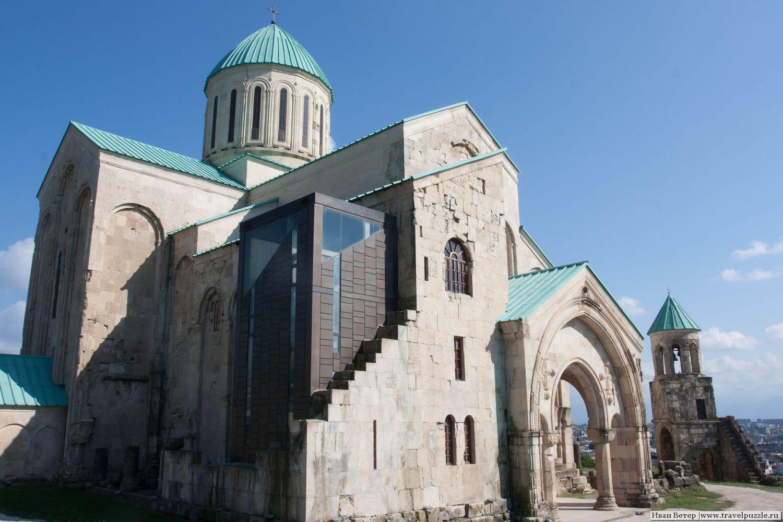 Храм Баграти, Кутаиси