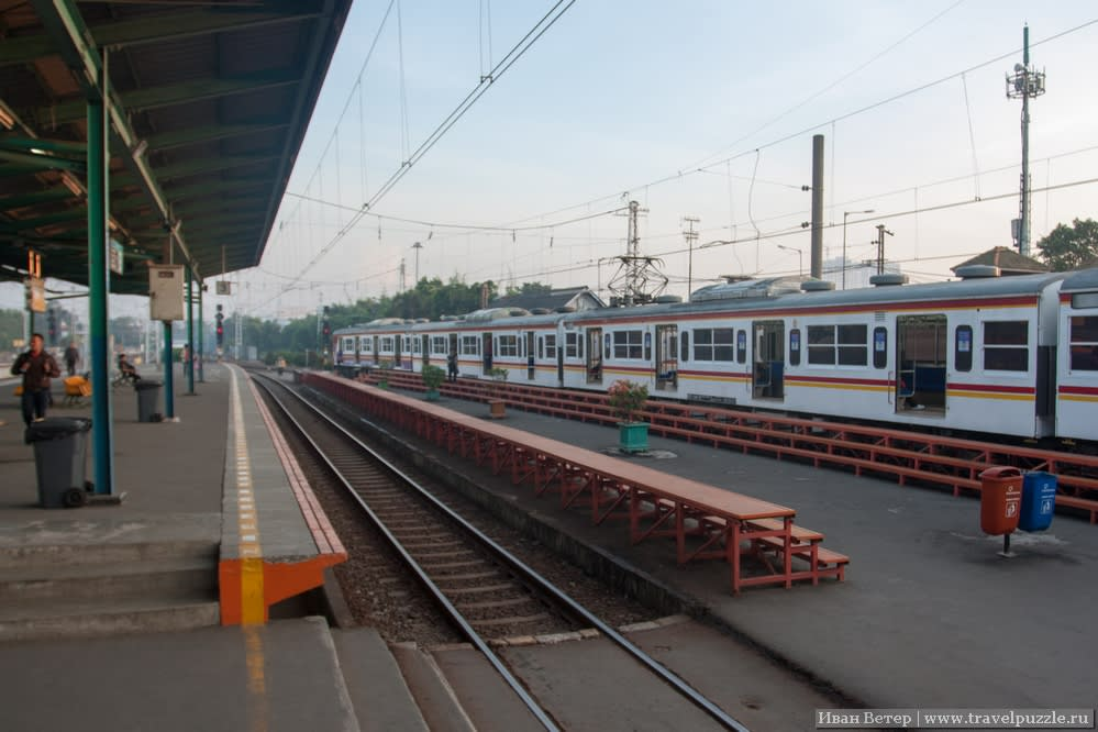 Вокзал Джокджакарты