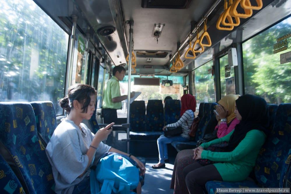 Транспортная система Джокджакарты TransJogja