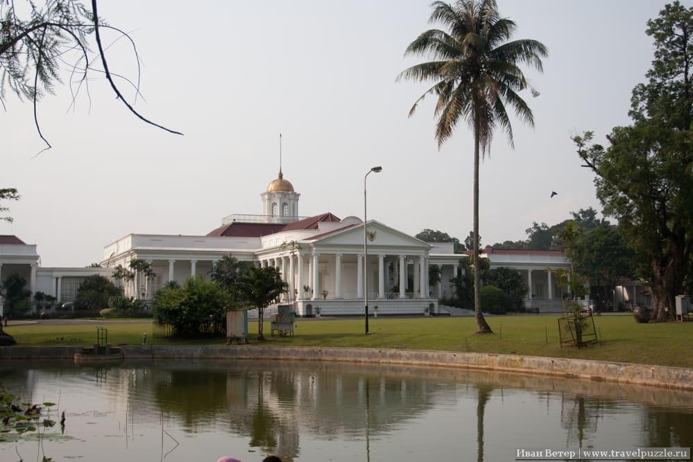 Резиденция президента Индонезии