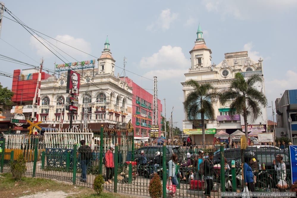 Архитектура Богора