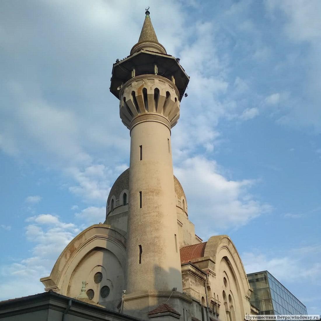 Мечеть османских времён