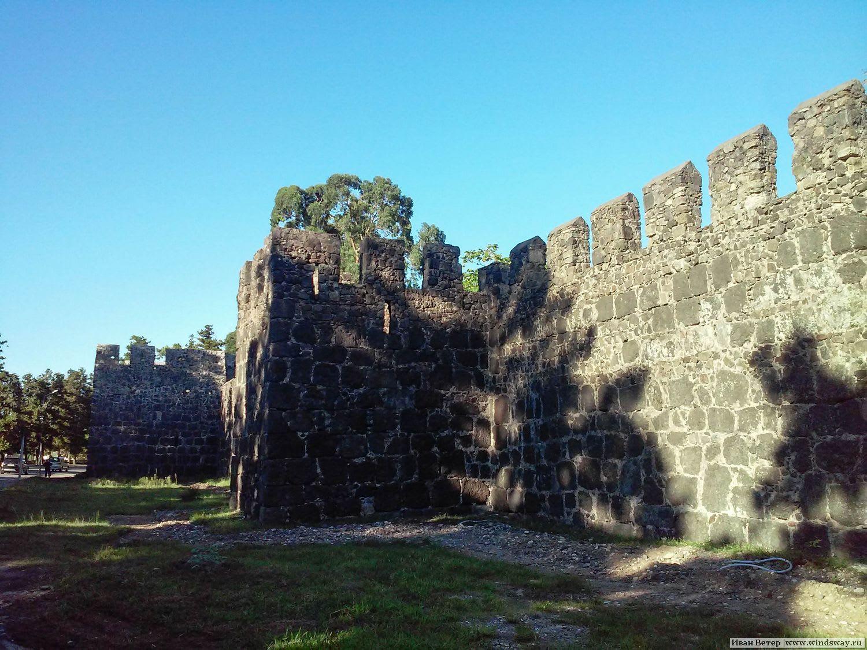 Византийская крепость в Аджарии