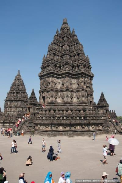 Главный храм Прамбанана