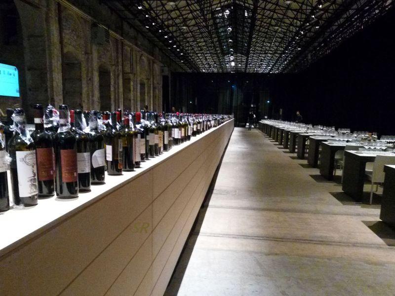 Gallery - Wine tasting - Florence 2017