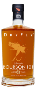 Wine 121 Dry Fly Bourbon 101