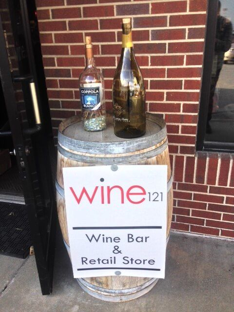 Wine 121 Omaha Bar and Retail Store