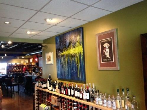 Wine 121 Bar