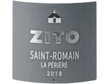 BERNARD ZITO LA PERIERE SAINT-ROMAIN ROUGE 2018