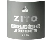 BOURGOGNE HAUTES CÔTES DE NUITS DAMES HUGUETTES BLANC 2016 - BERNARD ZITO