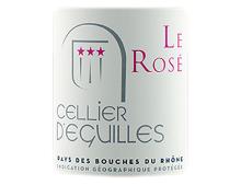 CELLIER D'EGUILLES LE ROSE MEDITERRANEE ROSE