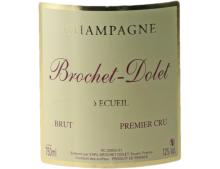 CHAMPAGNE BROCHET DOLET PREMIER CRU BLANC