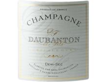 CHAMPAGNE DAUBANTON DEMI-SEC