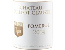 CHATEAU GUILLOT CLAUZEL POMEROL ROUGE 2014