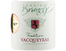 DOMAINE BRUNELY TRADITION VACQUEYRAS ROUGE 2018