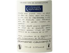 DOMAINE CAUVARD CORTON-CHARLEMAGNE BLANC 2017
