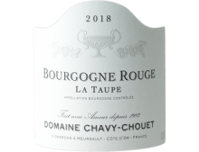 DOMAINE CHAVY CHOUET LA TAUPE BOURGOGNE ROUGE 2018