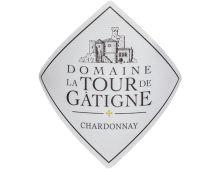DOMAINE DE LA TOUR DE GATIGNE CEVENNES CHARDONNAY BLANC 2019