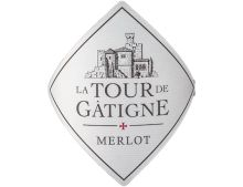 DOMAINE DE LA TOUR DE GATIGNE CEVENNES MERLOT ROUGE 2019