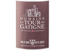 DOMAINE DE LA TOUR DE GATIGNE DUCHE D'UZES ROUGE 2019