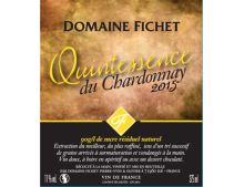 DOMAINE FICHET QUINTESSENCE DU CHARDONNAY MOELLEUX 2015