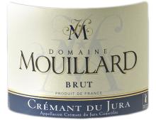 DOMAINE JEAN-LUC MOUILLARD CREMANT BLANC