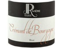 DOMAINE JEAN-PIERRE RIVIERE CREMANT DE BOURGOGNE BLANC