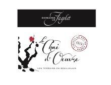 DOMAINE LE FAGOLET LE CHAI D'OEUVRE  BEAUJOLAIS VILLAGES  2016