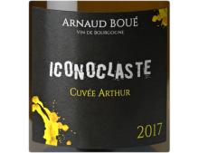ICONOCLASTE CUVÉE ARTHUR BLANC 2017 - ARNAUD BOUÉ