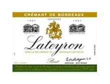 LATEYRON LATEYRON CREMANT DE BORDEAUX BLANC