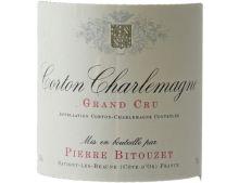 PIERRE BITOUZET CORTON-CHARLEMAGNE BLANC 1999
