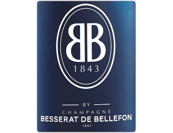 CHAMPAGNE BESSERAT DE BELLEFON  BB 1843